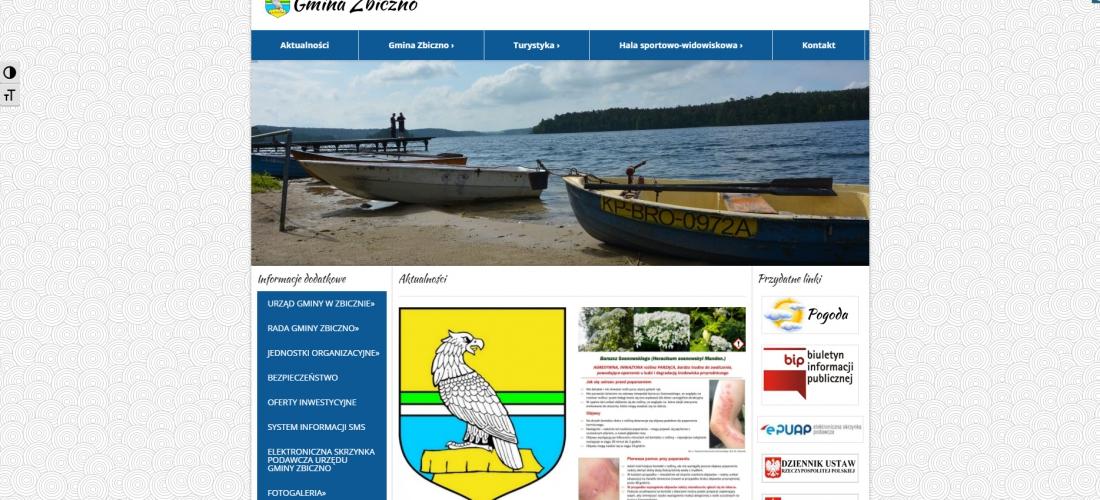 Gmina Zbiczno