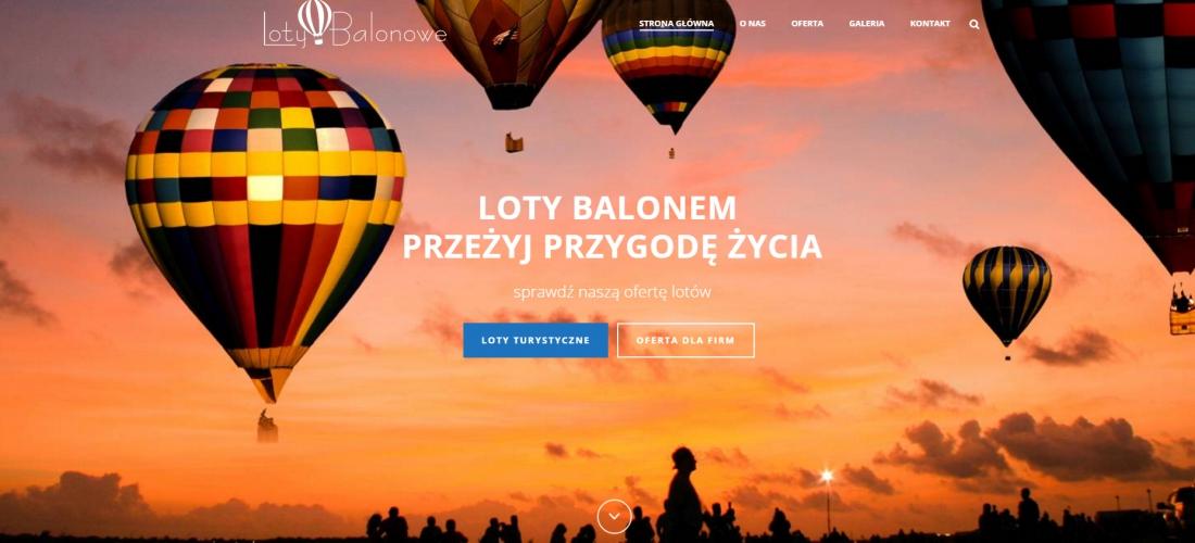 Loty Balonowe